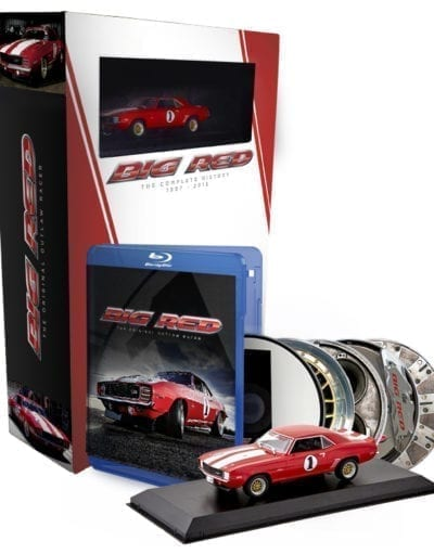 Big Red Camaro Boxed Set Collector's Edition